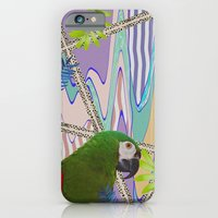 iPhone & iPod Case featuring Jungle Fever  by Vasare Nar