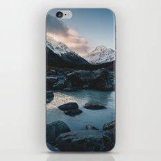 Hooker Valley, Mt Cook iPhone & iPod Skin