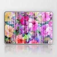 Flowers In The Wood Laptop & iPad Skin