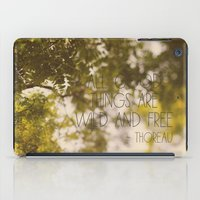 All Good Things iPad Case