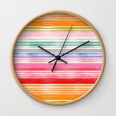 Waves 1 Wall Clock