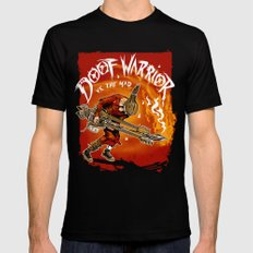 The Doof Warrior vs The Mad Black SMALL Mens Fitted Tee
