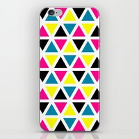 CMYK II iPhone & iPod Skin
