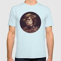 Tyrion Mens Fitted Tee Light Blue SMALL