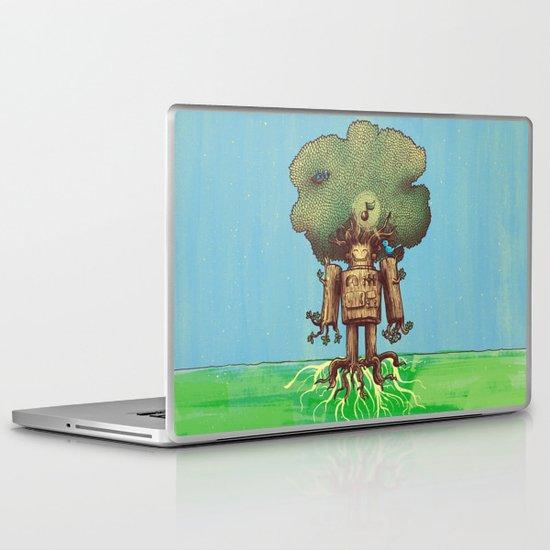Re-Growth Laptop & iPad Skin