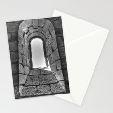 Medieval Window Stationery Cards
