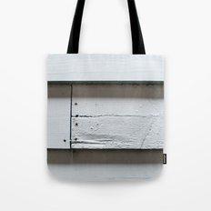 Weatherboards Tote Bag