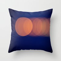 BOKEH 2 Throw Pillow
