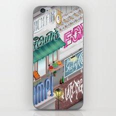 City Pangrams iPhone & iPod Skin