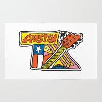 Austin TX Rug