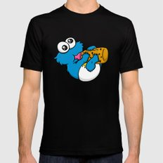 Cookie Juice SMALL Black Mens Fitted Tee