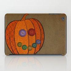 Patterned pumpkin  iPad Case