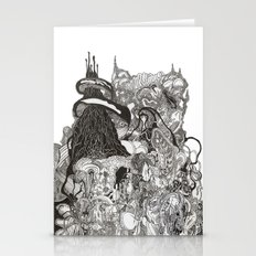 The Mountain Stationery Cards