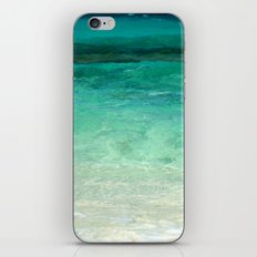 Shades Of The Ocean iPhone & iPod Skin