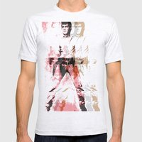 FPJ Gin Pomelo Mens Fitted Tee Ash Grey SMALL