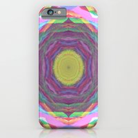 iPhone & iPod Case featuring Circus Tunnel by Vortex Interactive