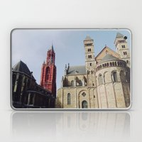 Colorful  Churches Laptop & iPad Skin