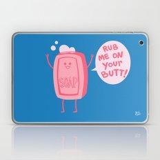 Lil' Soap Laptop & iPad Skin