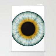 Eye Stationery Cards