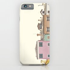 Colored Houses iPhone 6 Slim Case