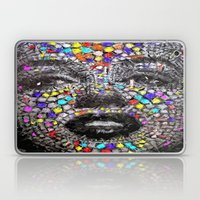 Marilyn Mosaic Laptop & iPad Skin