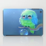 iPad Case featuring Mini Parrot by Rihards Donskis