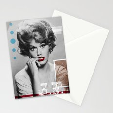 J.F. Collage Stationery Cards