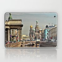 Sankt Petersburg Laptop & iPad Skin