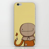 Adventure Time with Sam iPhone & iPod Skin