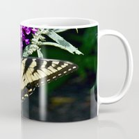 Eastern Tiger Swallowtail Mug