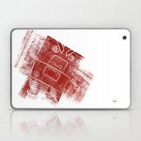 Red Robot! Laptop & iPad Skin