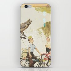 Je T'aime Mon Homme iPhone & iPod Skin