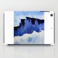 Cold Blue iPad Case