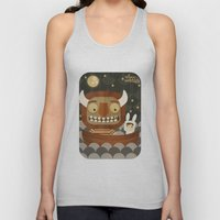 Where the wild things are fan art Unisex Tank Top