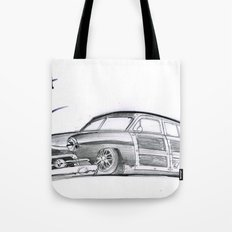 Built to Haul Tote Bag