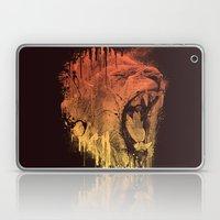 FIERCE LION Laptop & iPad Skin