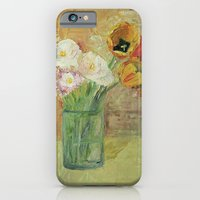 iPhone & iPod Case featuring Tulips by Jogita Kristina
