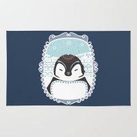 Messer Pinguino Rug