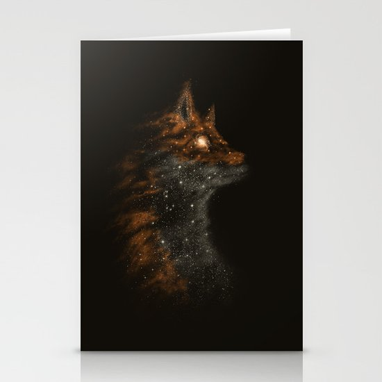 StarFox Stationery Card