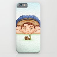 iPhone & iPod Case featuring Caracol by José Luis Guerrero