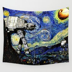 Starry Night versus the Empire Wall Tapestry