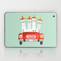 The Four Amigos Laptop & iPad Skin