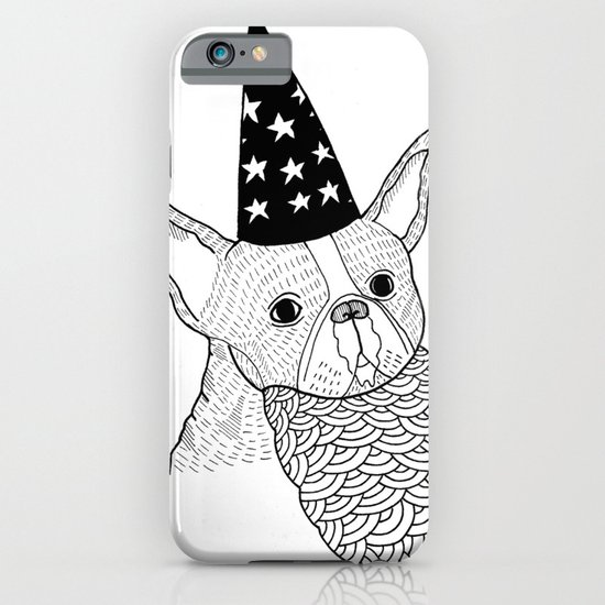 Dog Wizard iPhone & iPod Case
