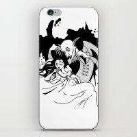 Nosferatu The Vampire iPhone & iPod Skin