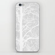 Wintry Tree  iPhone & iPod Skin