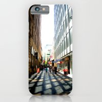 iPhone & iPod Case featuring Light & Shadows by Chris' Landscape Images of Australia