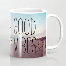 High Tides and Good Vibes Mug