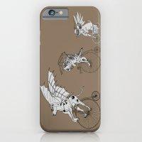 Steam Punk Pets iPhone 6 Slim Case