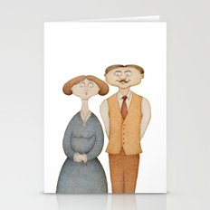 Cecilia & Herbert Stationery Cards