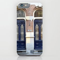 Two doors iPhone 6 Slim Case
